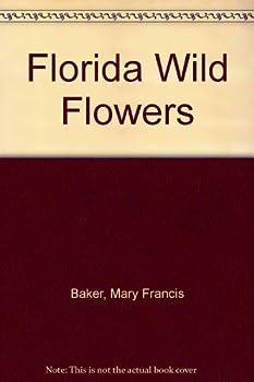 Hardcover Florida Wild Flowers Book