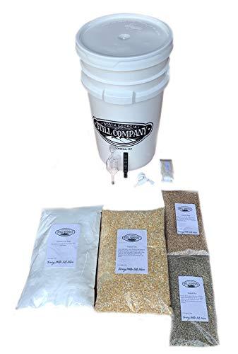 North Georgia Still Company's 7 Gallon Fermentation Bucket & Sweet Feed Fermentation Kit Combo