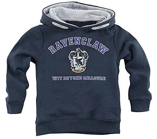 Harry Potter Ravenclaw - Wit Beyond Measure Unisex Kapuzenpullover Navy 152