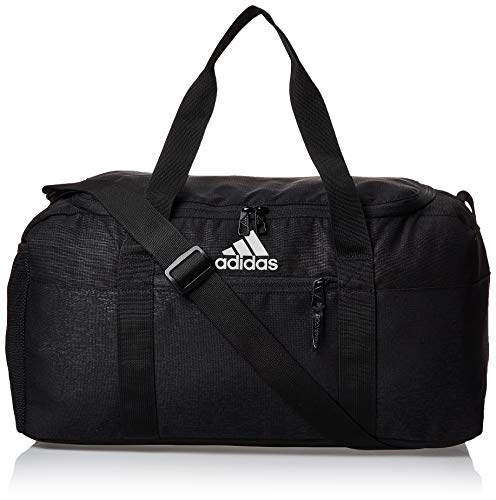 adidas Weekender Bolsa de Deporte, 51 cm, 10 litros, Negro