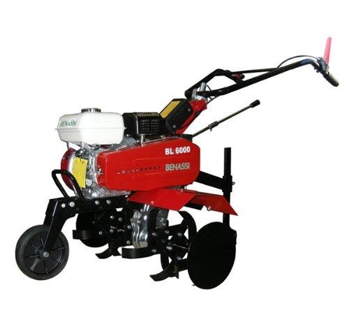 MOTOZAPPA BENASSI BL 6000 H - MOTORE 3.3 KW - 4.5 CV