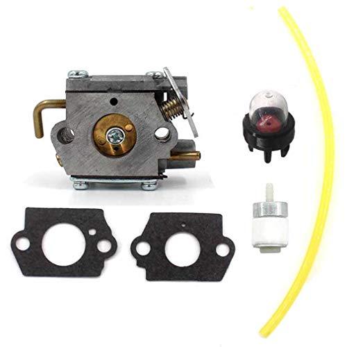 Aisen Carburateur avec Dichtung pour Walbro WT-827 WT-827-1 WT-149A WT-275 WT-685 WT-539 Carb Ryobi/Ryan 7843 753-05133 753-04333 Zama C1U-P10A C1U-P14A