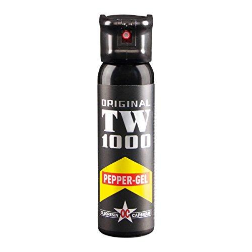 kh security Pfeffergel TW1000 Magnum, Schwarz, 100 ml, 130178