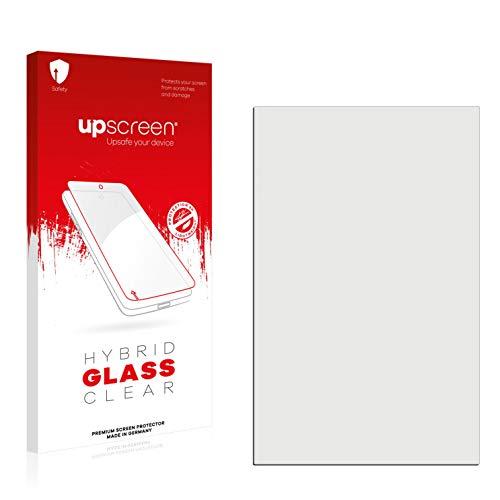 upscreen Protector Pantalla Cristal Templado Compatible con Panasonic Toughbook T1 Hybrid Glass - 9H Dureza