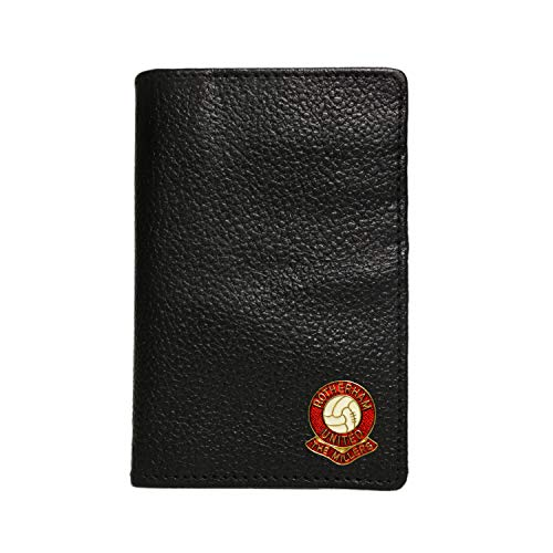 Rotherham United Football Club Leather Credit Card case