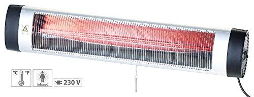 Semptec Urban Survival Technology Infrarotstrahler IR-Heizstrahler mit Thermostat Bild 2*