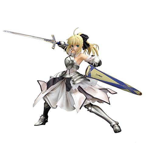 Fate/Unlimited Codes Sabre Lily distante Avalon PVC Figure Alta 9.1 Pollici