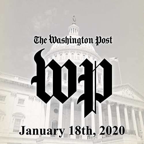 『January 18, 2020』のカバーアート