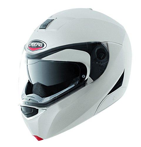 Caberg Modus Casco Modular de Moto Blanco XS (53-54cm)