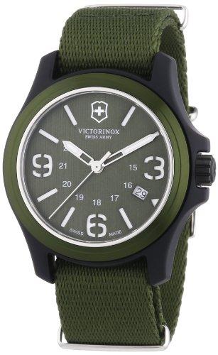 Victorinox Herren-Armbanduhr XL Active Analog Textil 241514