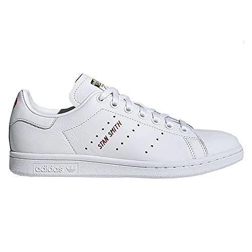 adidas Originals - Zapatillas deportivas Stan Smith W, Blanco (blanco), 38 2/3 EU