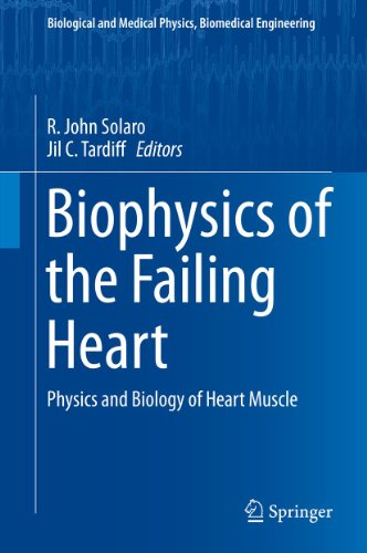 Biophysics of the Failing Heart: Physics and Biology of Heart Muscle (Biological and Medical Physics, Biomedical Engineering) (English Edition)