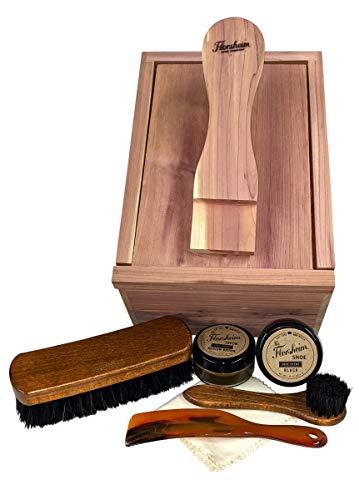 Florsheim mens Cedar Shine Box oxfords shoes, No Color, One Size US