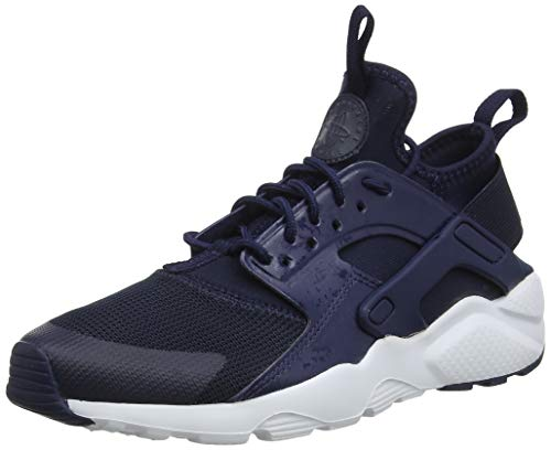 Nike Air Huarache Run Ultra GS, Zapatillas de Running para Hombre, Negro (Obsidian/Midnight Navy/White 416), 38 1/2 EU