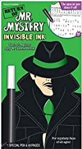 The Return of Mr. Mystery Invisible Ink Game Book (Yes & Know Series) by Lee Publications