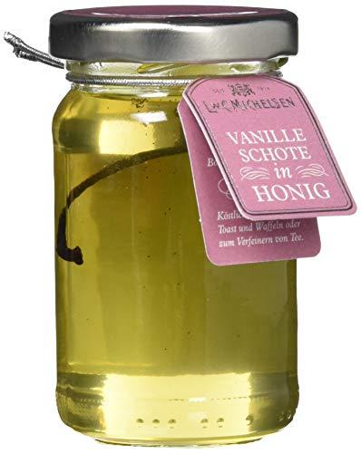 L.W.C. Michelsen Vanille in Akazien-Honig 125g, 3er Pack (3 x 125 g)