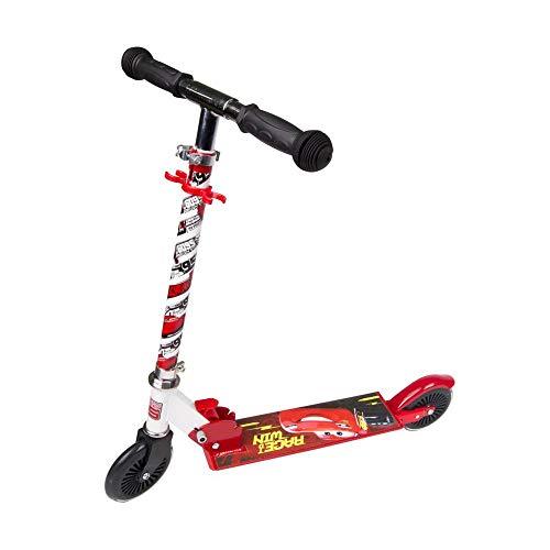 Disney 9914 Cars DREI-Rad-Scooter, Mehrfarben, S