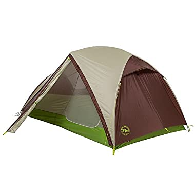Big Agnes Rattlesnake SL4 mtnGLO Tent Gray / Plum 4 Person