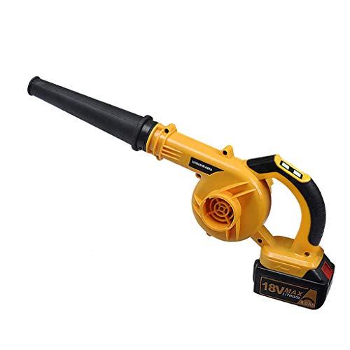 Blowers blazer op gas, voor meer doeleinden, ventilator, veegmachine, reiniger, 2,5 m 3/min, 16000 Rpm belasting, met accessoires