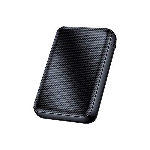 Grabadora De Voz Espia Voz Digital Power Bank Mini Audio USB Dual Reproductor de MP3 Reducción de Ruido for grabación Lectura Reunión Memo Sonido de pájaro (Size : 32GB)