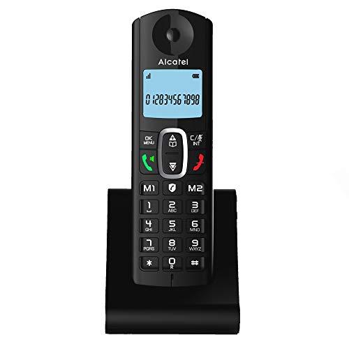 Teléfono con bloqueador de llamadas para bloquear llamadas no deseadas. 2 Modo de bloqueo (Manual programable / Automático inteligente). Botón de bloqueo de llamadas agregar número a la black list