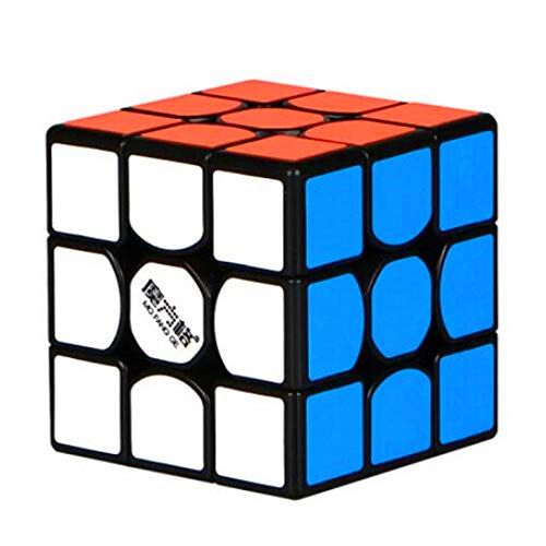 CuberSpeed QiYi Thunderclap 3x3 Black Magic Cube