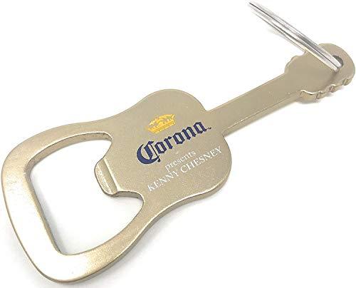 Corona Keychain Bottle Opener Guitar Shape