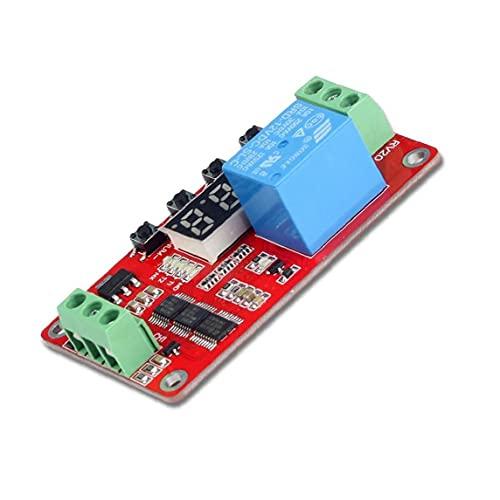 Sanfiyya Interruptor de retardo del relé Temporizador Tablero del módulo de relé Frm01 de automatización Inteligente para el Control Remoto