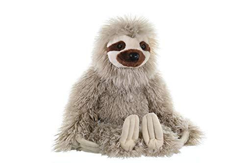 Wild Republic Cuddlekin 12-Inch Sloth Stuffed Animal