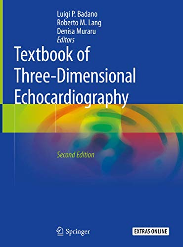 Textbook of Three Dimensional Echocardiography
