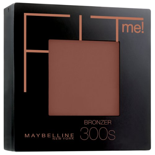 Maybelline New York Fit Me Bronzer 300, 9 g