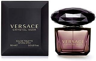 Versace Crystal Noir Eau De Toilette Spray for Women, 3 Ounce
