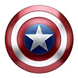 Captain America Shield for Adults 1:1 Replica Cosplay Props Metal