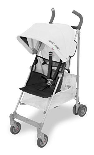 Maclaren Volo Stroller- Lightest Full-Size Stroller!