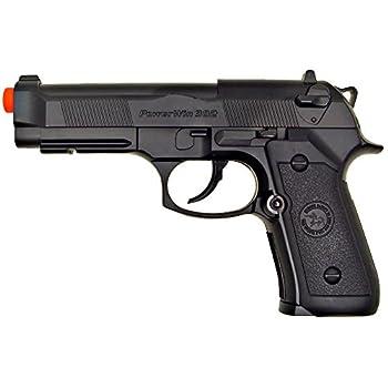 500 fps new wg airsoft m9 beretta ris gas co2 hand gun pistol w/ 6mm bb bbs Airsoft Gun