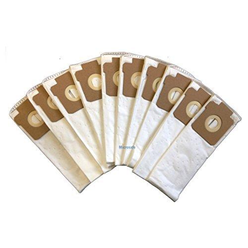 10 microflies stofzuigerzakken voor AEG Vampyrette 2.0, AS 201, AS 203 AS 206, Electrolux Energica ZS 200, ZS 201, ZS 202, ZS 206 van Microsafe®