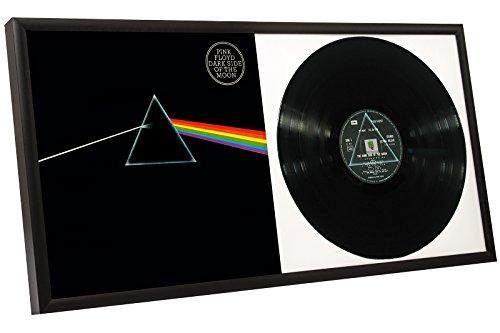 Vinyl Record Double Album Frame Aluminium 12 Inch - Pack of 2