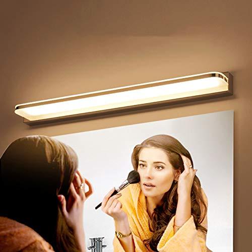 ELEYHO spiegellamp wandlamp badkamer LED spiegellamp lichten boven de spiegel LED-spiegelverlichting voor badkamer, wastafel en slaapkamer