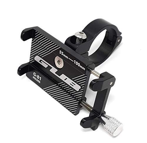 Universelle Fahrrad Handyhalterung aus Metall mit Schraubspanner......