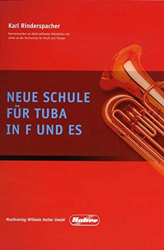 Neue Schule für Tuba in F und Es