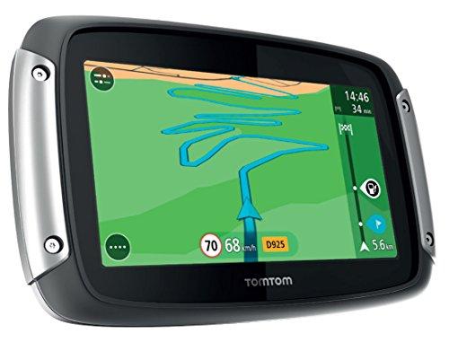 TomTom Rider 400 GPS per Moto, Europa Completa, Nero/Antracite