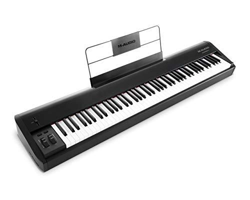 M-Audio Hammer 88   88-Key Hammer-Action USB MIDI Keyboard Controller (Renewed)