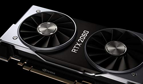 nVidia GeForce RTX-2060 Turing™ Founders Edition 6GB GDD6