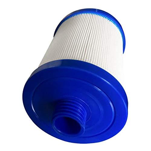Poolfilter Kartusche Filtereinsatz Pumpenfilter Hauswasserwerke Vorfilter Wasserfilter Sandfilter für Schwimmbecken, 150 mm x 243 mm x 45 mm