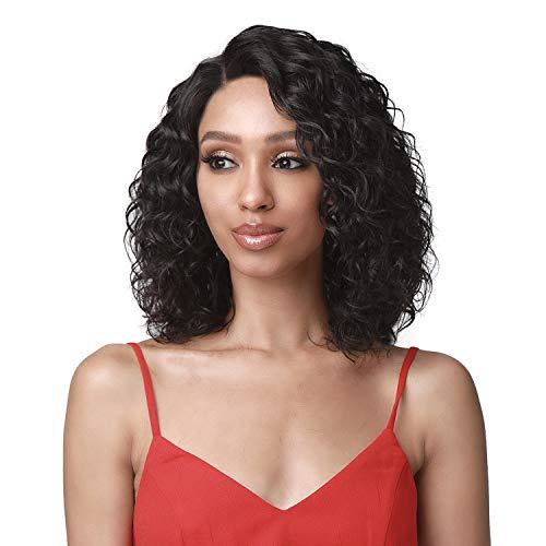 Bobbi Boss Unprocessed Human Hair HD Lace Front Wig MHLF438 Kamali (NATURAL)
