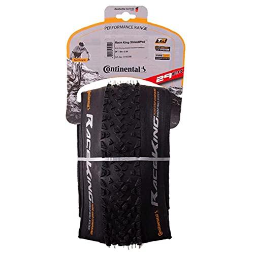 WFIT MTB Neumáticos, Neumáticos De Bicicletas Plegables, Reemplazo Continental Ruta MTB Neumáticos Protección, (29x2.2cm)