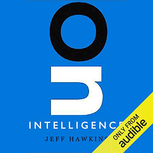 On Intelligence audiobook cover art
