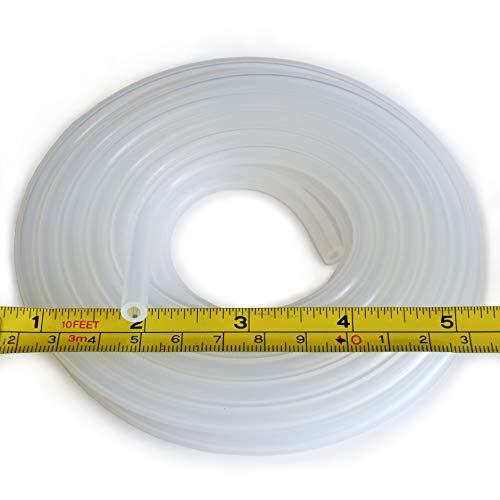 Pure Silicone Tubing - 1/8