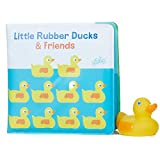 World of Eric Carle, Duckie Bath Book and Squirty Toy Set