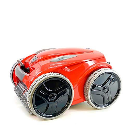 Zodiac FR 5200 4WD Red Robot limpiafondos Piscina (Suelo, Pa